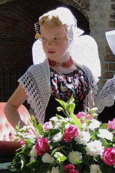 walcherse kinderdracht #Zeeland #Walcheren