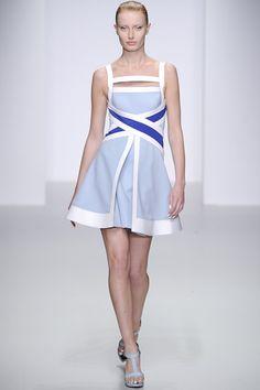London Fashion Week, SS '14, David Koma