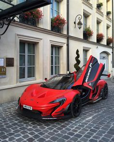 McLaren P1 GTR Road Version