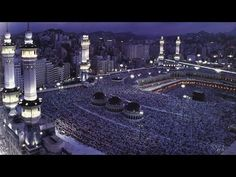 Mecca at night in Ramadan Wallpaper Images Hd, Islamic Wallpaper, Masjid Al Haram, Mekka, Real Beauty, Pictures Images, Phone Backgrounds, Islamic Art, Ramadan