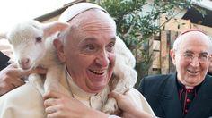 Francisco y el cordero: mucho más que otra foto insólita | Papa Francisco, Arte