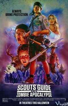 Phim Cuộc Chiến Chống Zombie Và Của Hướng Đạo Sinh