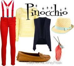 """Pinocchio"" by all-you-need-is-love518 on Polyvore"