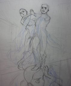 Ballroom E Youkoso, Drawing Sketches, Drawings, Fan Art, Looks Cool, Love Is All, Illustrations, Drawing Reference, Manga Anime