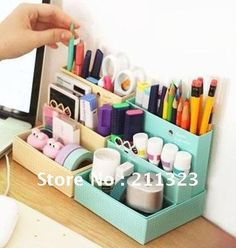 Google Image Result for http://i00.i.aliimg.com/wsphoto/v0/550624992/Retail-Korean-style-folding-DIY-cosmetics-storage-box-stationery-storage-box-free-shipping-A008-.jpg