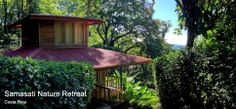 Samasati Nature Retreat - the one with the yoga!