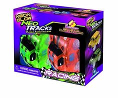 Mindscope Neon Glow Twister Tracks Neo Tracks LIGHT UP (5 LED lights) VEHICLES: RACE SERIES ** Learn more @