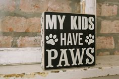 Show your love for your little ones with this adorable sign from Cracker Barrel Old Country Store.