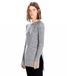 """Knew I shoulda bought this before it became an it thing """"We Found Zara's It-Sweater for Fall via @WhoWhatWear"""""""