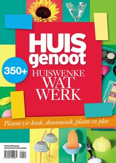 Huisgenoot Huishoudelike Wenke Afrikaans Magazine - Buy, Subscribe, Download and Read Huisgenoot Huishoudelike Wenke on your iPad, iPhone, iPod Touch, Android and on the web only through Magzter