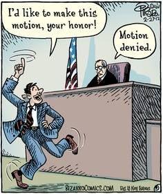 """I'd like to make this motion, your honor!"" Bizarro Toon by Dan Piraro Lawyer Quotes, Lawyer Humor, Office Humor, Work Humor, Work Funnies, Trafalgar Law, Cartoon Jokes, Funny Cartoons, Law School Memes"