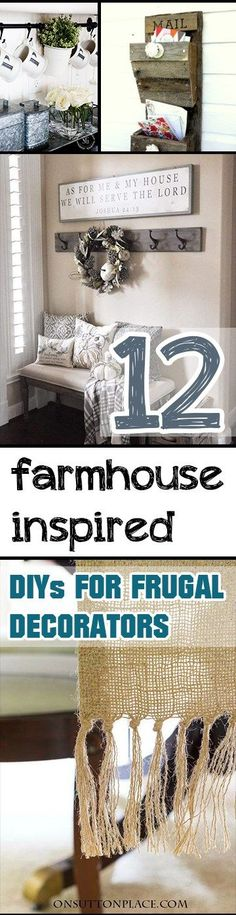 DIY home decor, frugal decorating, inexpensive DIYs, home DIY, DIY interior design, popular pin, frugal decorating hacks.