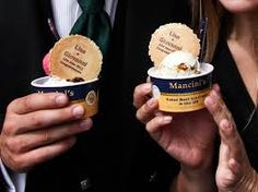 Image result for wedding ice cream