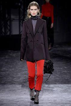 Nina ricci, París fashion week Otoño Invierno 2016/2017 Paris Fashion Week