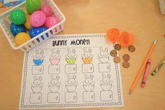 Mrs. Ricca's Kindergarten: Easter Fun!