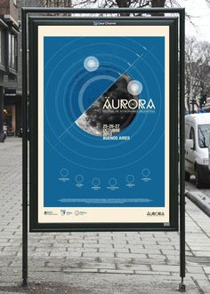 Aurora programme on Behance