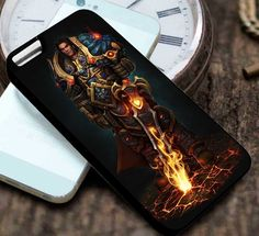 World of Warcraft King Varian Wrynn CUSTOM PERSONALIZED FOR IPHONE 4/4S 5 5S 5C 6 6 PLUS 7 CASE SAMSUNG GALAXY S3 S3 MINI S4 S4 MINI S5 S6 S7 TAB 2 NEXUS CASE IPOD 4 IPAD 2 3 4 5 AIR IPAD MINI MINI 2 CASE HTC ONE X M7 M8 M9 CASE