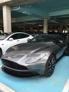 Drive Fast  /  Aston Martin DB11