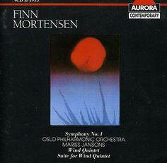 Finn Mortensen - Symphony No. 1
