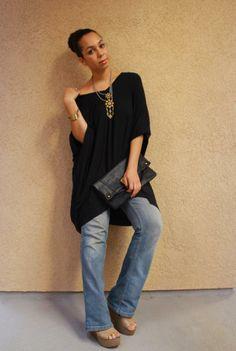5aa74ba42fd Denim Week  The Bootcut Jean. Lei JeansOversized ...