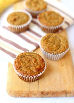 Paleo Blender Muffin