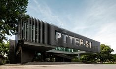 Office AT Thairland based design firm designs building for PTTEP petroleum company in Thailand
