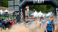Don't be daunted by your first Tough Mudder. Prepare yourself with our eight-week beginner plan featuring Sony's latest wearable tech