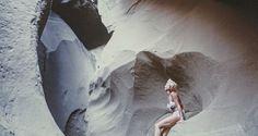 Desert Godess of Glen Canyon