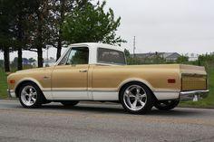 1968 Chevrolet c-10 50th anniversary