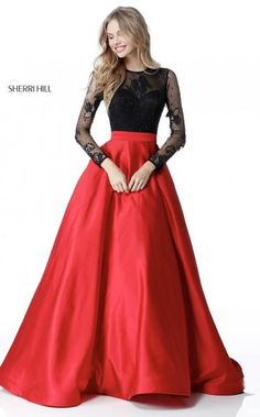 a8575ee0aa1 Lovely style designer evening dress. Sheer lace sleeves. Jewel neckline.  Tony fit along