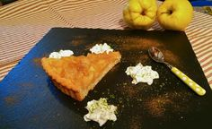 Innamorarsi in cucina: Torta francese alle mele e mele cotogne.
