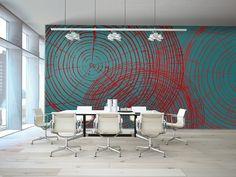 Timber! - Vivid - Level Digital Wallcoverings