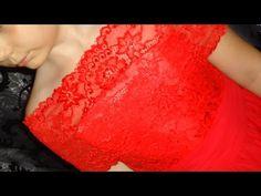 Curs de croitorie-Rochița de vară încrețită - YouTube Sew Dress, Youtube, Sewing, Dresses, Vestidos, Dressmaking, Couture, Stitching, Dress