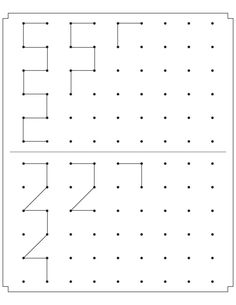 Join the dots to complete the patterns Preschool Education, Preschool Worksheets, Preschool Learning, Dyslexia Activities, Montessori Activities, Grade R Worksheets, Visual Perception Activities, Kindergarten Drawing, Pattern Worksheet