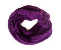 Anna Field Snood - fuchsia for Free delivery for orders over Snood Scarf, Purple Scarves, Knit Wrap, Long Scarf, Womens Scarves, Hand Knitting, Wool Blend, Knit Crochet, Women Accessories