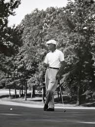 Dad's favorite - Ben Hogan.