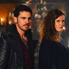 Killian and Zelena