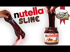 Comment faire le Nutella Slime ! - YouTube