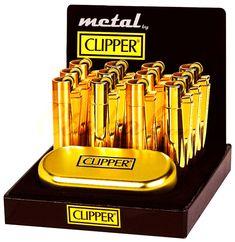 Clipper marken Feuerzeug in Edel Design of Gold luxury packet in Original Box Box, Art Deco, The Originals, Luxury, Design, Smoking Pipes, Kunst, Snare Drum, Boxes