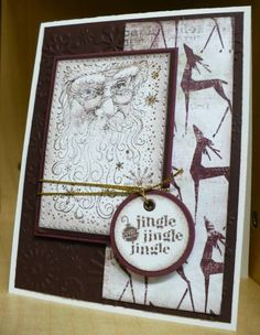 Jingle, Jingle, Jingle by kokirose - Cards and Paper Crafts at Splitcoaststampers