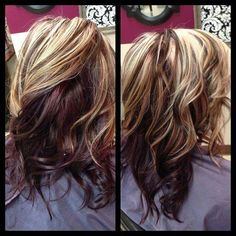 exactly what i'm going to do with my hair!