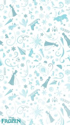These Frozen Wallpapers Will Definitely Make Your Phone Even Cooler