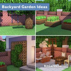 Minecraft Mods, Minecraft Villa, Architecture Minecraft, Images Minecraft, Minecraft Mansion, Minecraft Cottage, Minecraft Interior Design, Easy Minecraft Houses, Minecraft House Tutorials