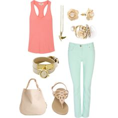 blush, created by babylupah1 on Polyvore