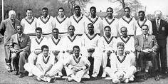 West Indies 1963 Test Cricket, Cricket Sport, West Indian, Caribbean, Gentleman, Nostalgia, Photo Wall, Memories, History
