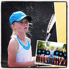 Congratulations to Jenna Thompson for not only being selected to represent North Carolina on the North Carolina team but also winning the Southern Cup as a team! Jenna, the number 1 ranked girls' 12 player in North Carolina, won 5 out of her 8 matches against other top players from 8 different States to help her team to the victory. Great job Jenna!! #jennathompson #northcarolina #southerncup #team #champion #tennis #juniortennis #johankriektennisacademy