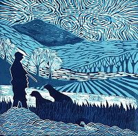 Carol Nunan - A Printmaker: Fresh Prints from Horsley Printmakers @ The Biscuit Factory