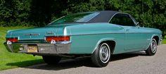 1966 Chevy Impala SS Hardtop