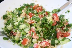 Cíťte sa ľahšie a zdravšie - Tvárová gymnastika - FaceFit Košice Dinner Today, Just Cooking, Cobb Salad, Cucumber, Potato Salad, Detox, Side Dishes, Salads, Bulgur