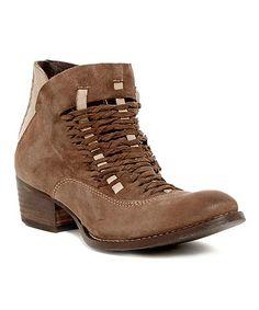 Dark Dust Leather Rust Cori Boot